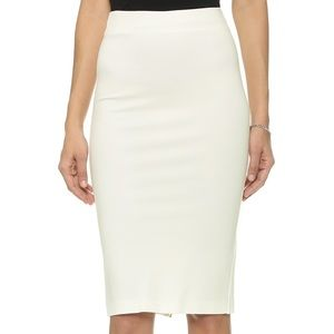 7a350aabe0 5th and Mercer Skirts - 5th and Mercer Off White Pencil Skirt
